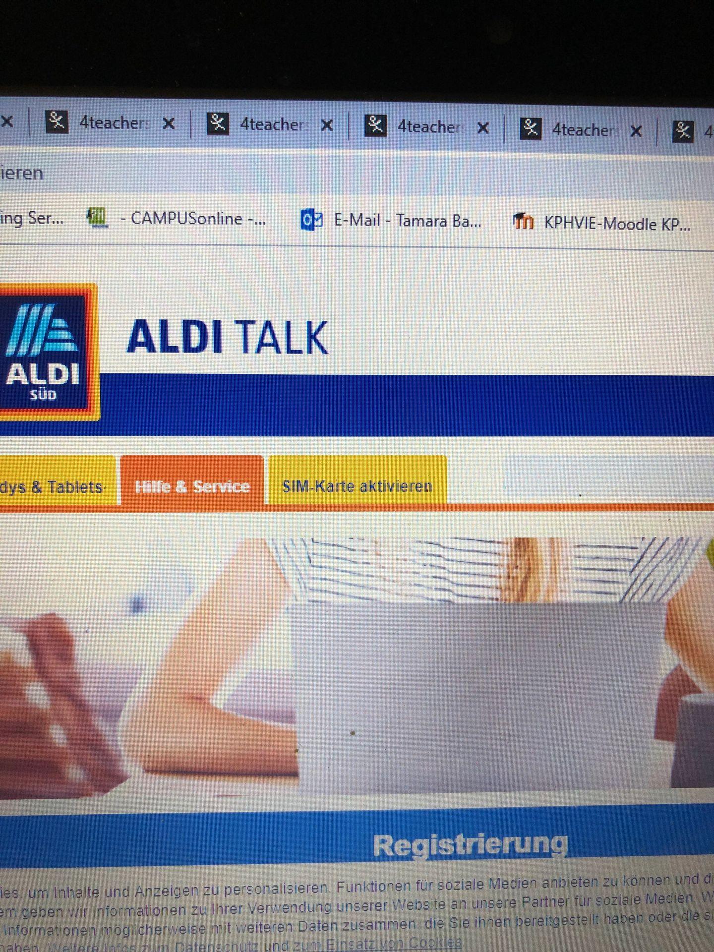 Wie aktiviert man Aldi Talk Karte ??? | GoStudent