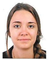 Svenja Albus Left
